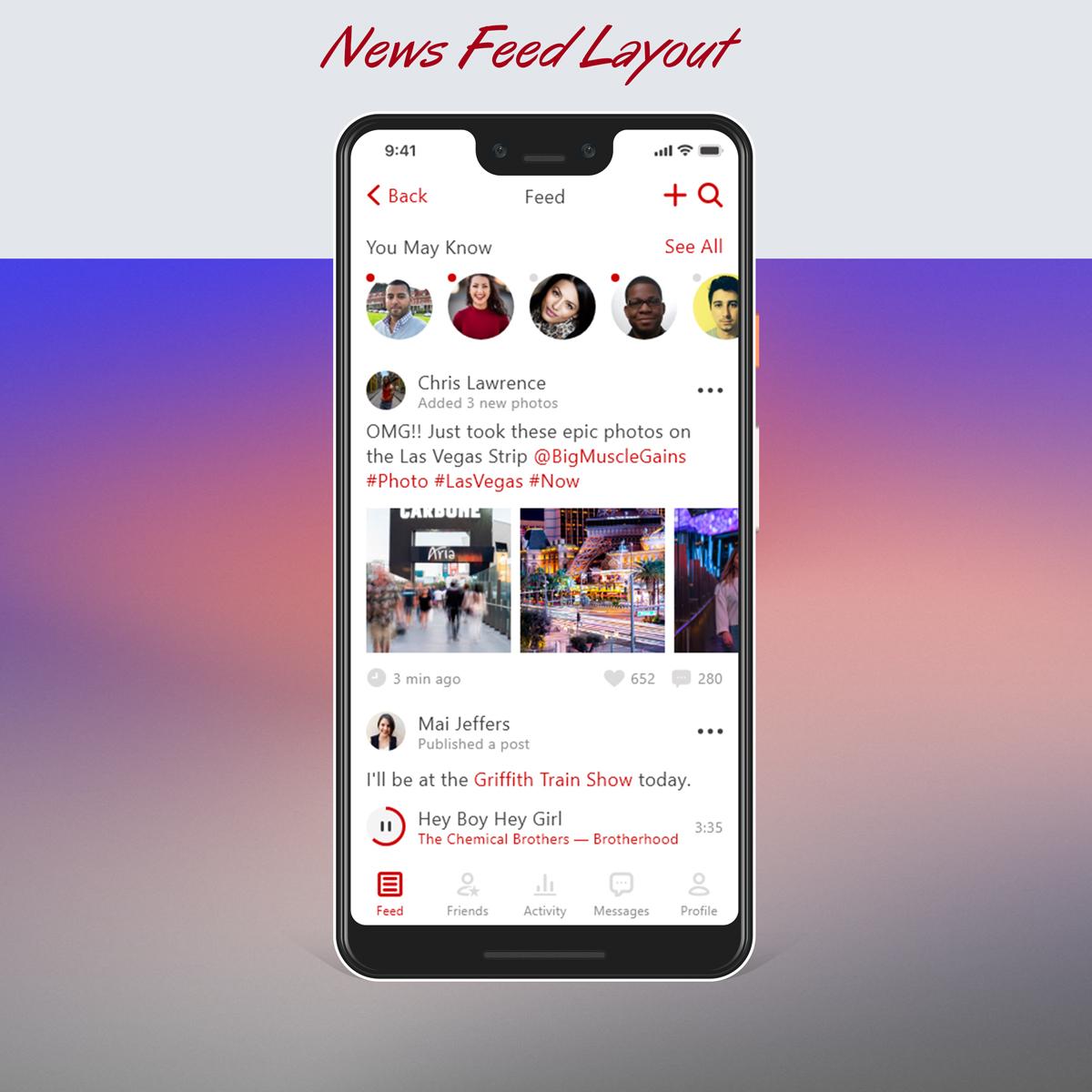 Forex news feed app